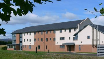 New Boarding House, Glenalmond College, Perthshire