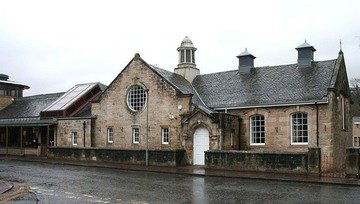 Fountain Restaurant Conversion, Lesmahagow