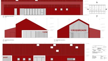 Crossroads Community Hub, East Ayrshire